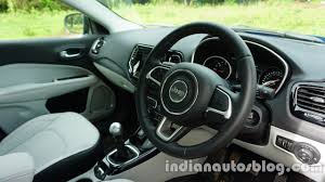 jeep crossover interior jeep compass first drive review