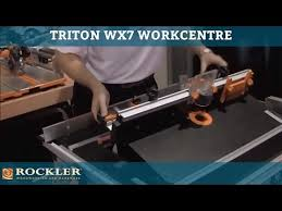 Triton Woodworking Tools South Africa by Triton Twx7 Workcentre Rockler Woodworking And Hardware