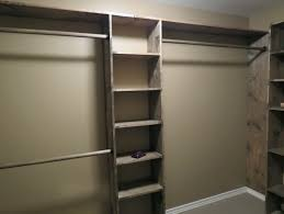 super ideas building a walk in closet amazing shelves advices for