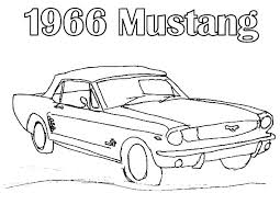 free coloring pages of mustang cars mustang car colouring pages coloring ford free printable fuhrer