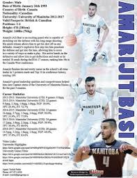 Soccer Player Resume 97 Best Sports Resumes Recruiting Flyers Images On Pinterest