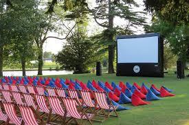 Botanical Gardens Open Air Cinema Venue Info Birmingham Botanical Gardens Cult Screens