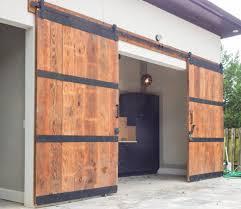 Mirrored Barn Door by Bedroom Mirrored Barn Door Bypass Barn Doors White Barn Door