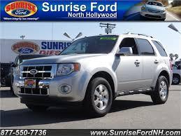 Ford Escape 2012 - ford escape 2012 silver image 240