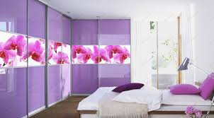 Purple High Gloss Bedroom Furniture Wardrobe Supreme High Gloss 3 Door Wardrobes With Shelves Black