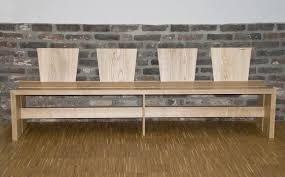 esszimmer bänke mit rückenlehne esszimmer bank leder möbel ideen und home design inspiration