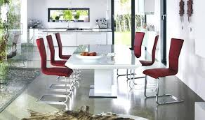 White Leather Dining Room Chairs Luxuriant Beautiful Dining Table And Chairs Furniture Ern Dining