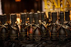 wine bottle wedding favors favors gifts photos mini sparkling wine bottles inside weddings