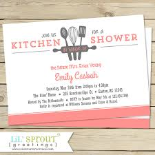 kitchen bridal shower invitations u2013 gangcraft net