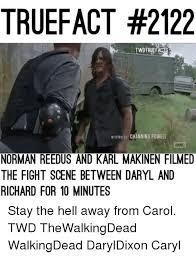 Carol Twd Meme - 25 best memes about carol twd carol twd memes