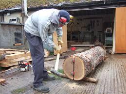 splitting oak logs oxford oak blog