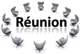 bureau reunion réunion du bureau le 08 06 2014