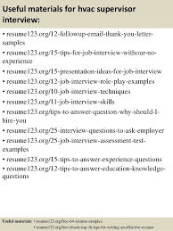 Hvac Sample Resumes by Sample Hvac Resume Sample Resume Pdf Format Sample Hvac Resume