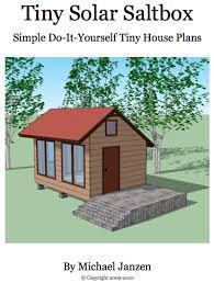 Saltbox House Plans Designs Tiny Solar Saltbox