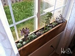 window planters indoor how to make an indoor garden box best 25 indoor window boxes ideas
