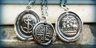 wax seal jewelry wax seal jewelry and gifts with meaning by shannon westmeyer