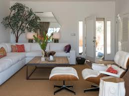 Eames Chair Living Room California Living With Resort Style Patty Malone Hgtv