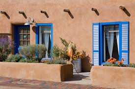 decorating with the colors of santa fe