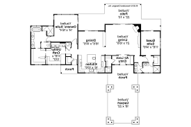 craftsman house floor plans craftsman house plans tetherow 31 019 associated designs