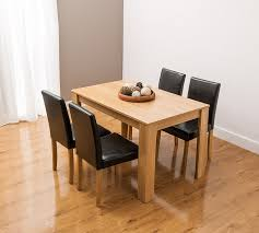 mission style dining room set oak dining tables provisions dining