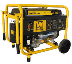 4000 watt carb portable gasoline generator with wireless remote