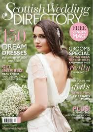 wedding magazines scottish wedding directory magazine subscription whsmith