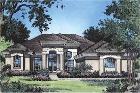 mediterranean house plan 190 1020 4 bedrm 2409 sq ft home