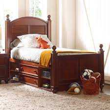 young america myhaven twin low country bed storage drawers young america myhaven twin low country bed storage drawers ahfa headboard footboard dealer locator