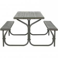 Lifetime Folding Picnic Table Lifetime 6 Ft Folding Picnic Table With Benches Beautiful