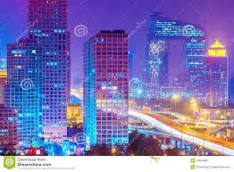 Modern City Landscape Of Modern City Royalty Free Stock Photos Image 26264888