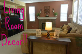 simple living room decor youtube
