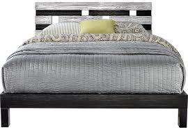 silver bed gardenia silver 3 pc king bed king beds colors
