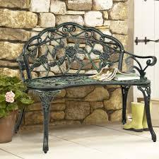 cast iron patio furniture mainstays wrought iron 3piece outdoor