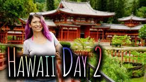 hawaii vlog 2 lanikai beach byodo in temple kona brewery