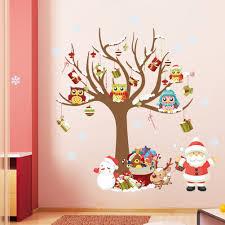 amazon com elecmotive merry christmas owls snowflake christmas