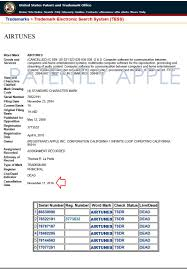 why is apple reviving their old u0027airtunes u0027 trademark patently apple