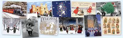scenes of milton keynes christmas cards