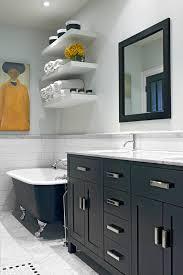 Modern Cottage Bathroom Modern Cottage Decorating Bathroom Transitional With Clawfoot Tub