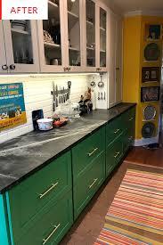 white kitchen cabinets soapstone countertops kitchen remodel soapstone countertops cherry wood