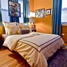 orange bedroom curtains orange bedroom photos hgtv