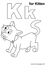 kitten kitten coloring pages printable