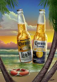 alcohol in corona vs corona light corona commercial corona extra beer mesage in a bottle ad drink