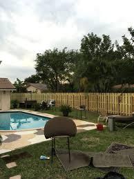 fence builders fort lauderdale custom fence installation fort