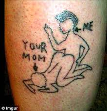 worst tattoos from graphic to