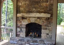 fireplace stone fireplace rock veneer natural material top fireplaces