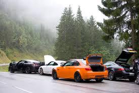 nissan gtr vs jaguar xkr s bmw m3 gts v porsche 911 gt3 rs v nissan gt r spec v v jaguar xkr