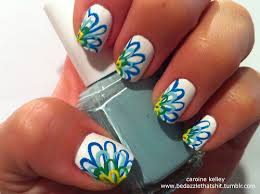 easy nail designs for short nails at home trend manicure ideas