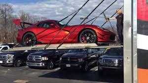 Dodge Viper Orange - 2017 dodge viper acr stryker orange gerry wood youtube