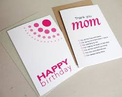 the nice and lovely birthday cards to send to mom on her birthday