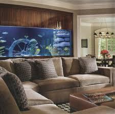 home aquarium interior design and deco